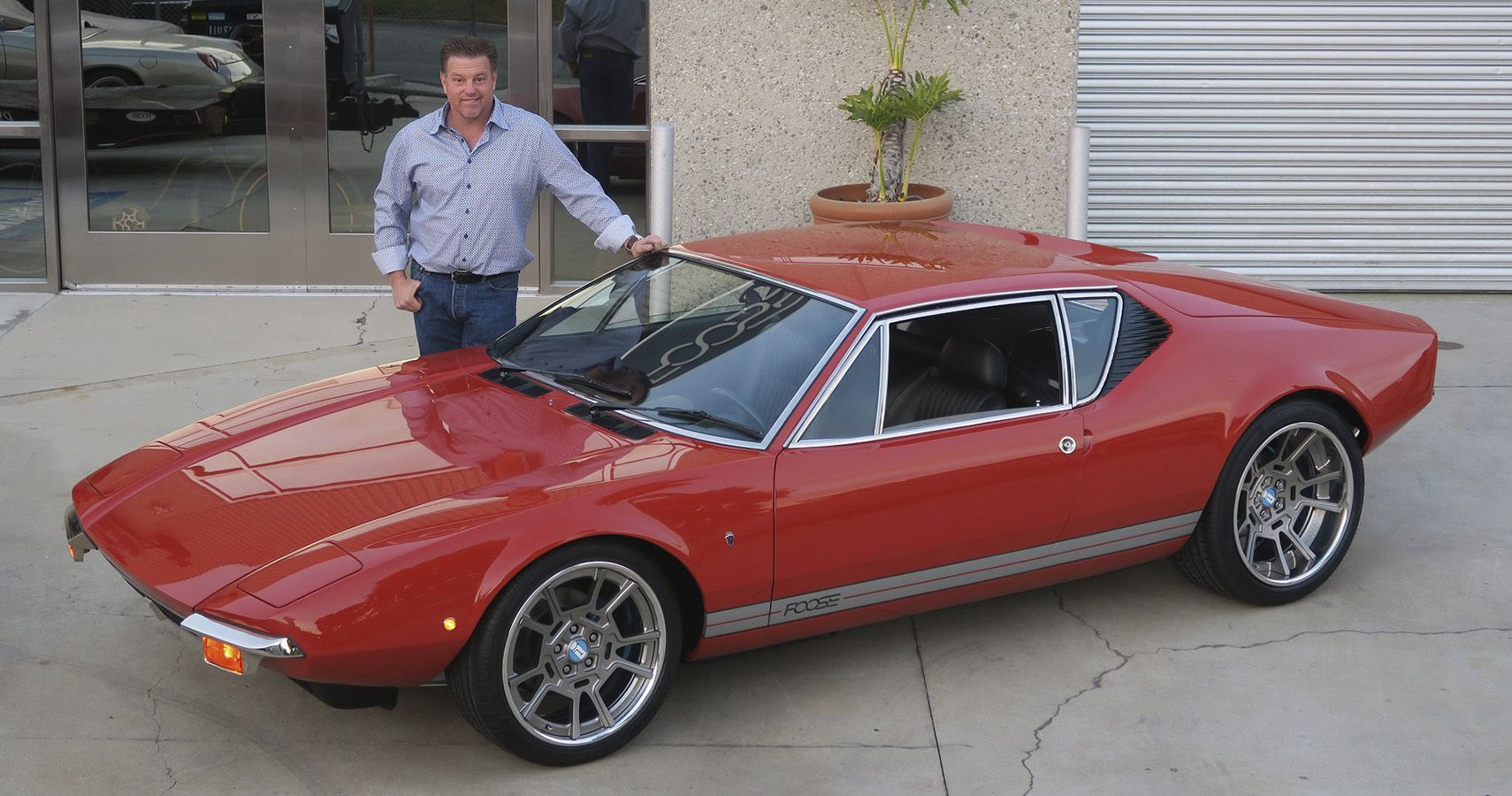 Here's What Cars Chip Foose Keeps In His Garage   HotCars