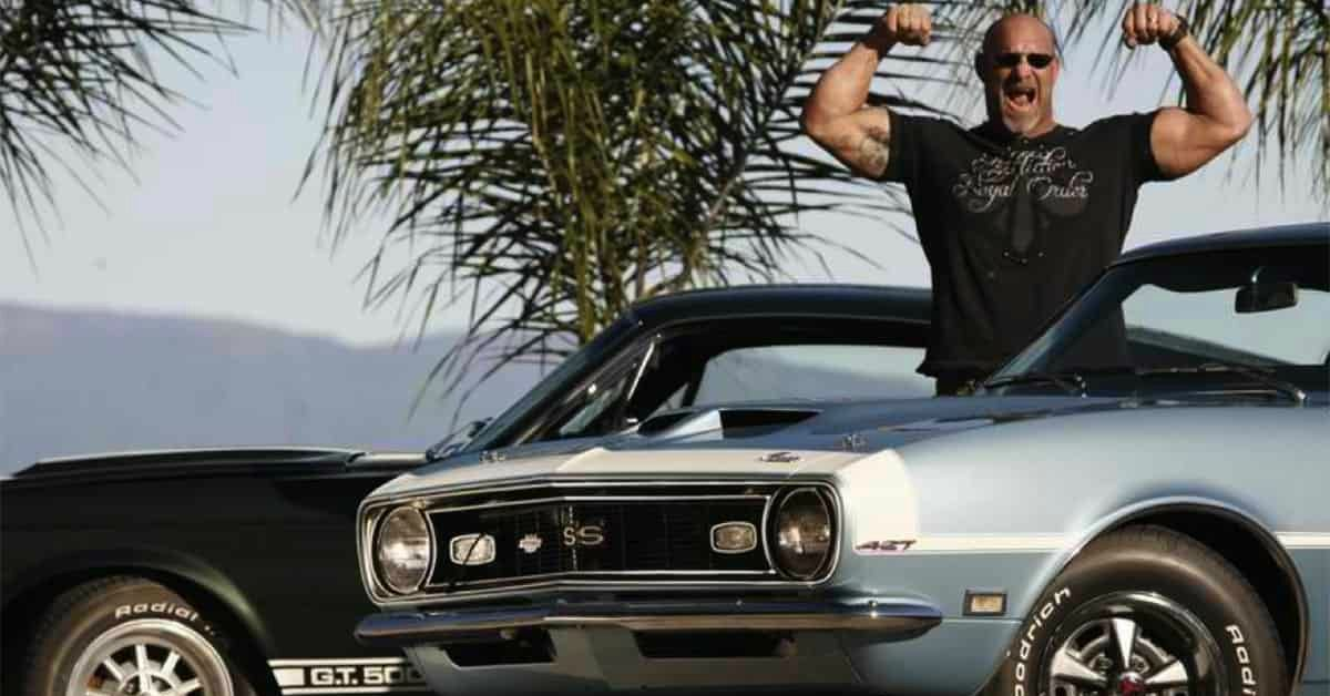 Bill Goldberg's Cars: The Best And Worst In His Collection