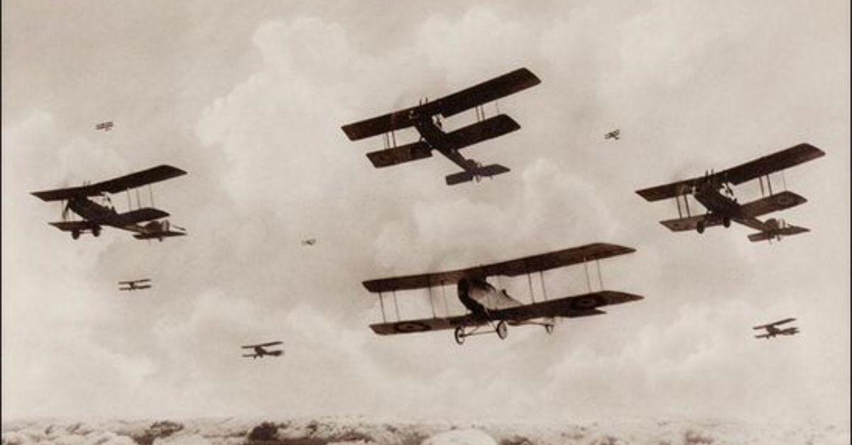 The Forgotten London Air Raid Of World War I | HotCars