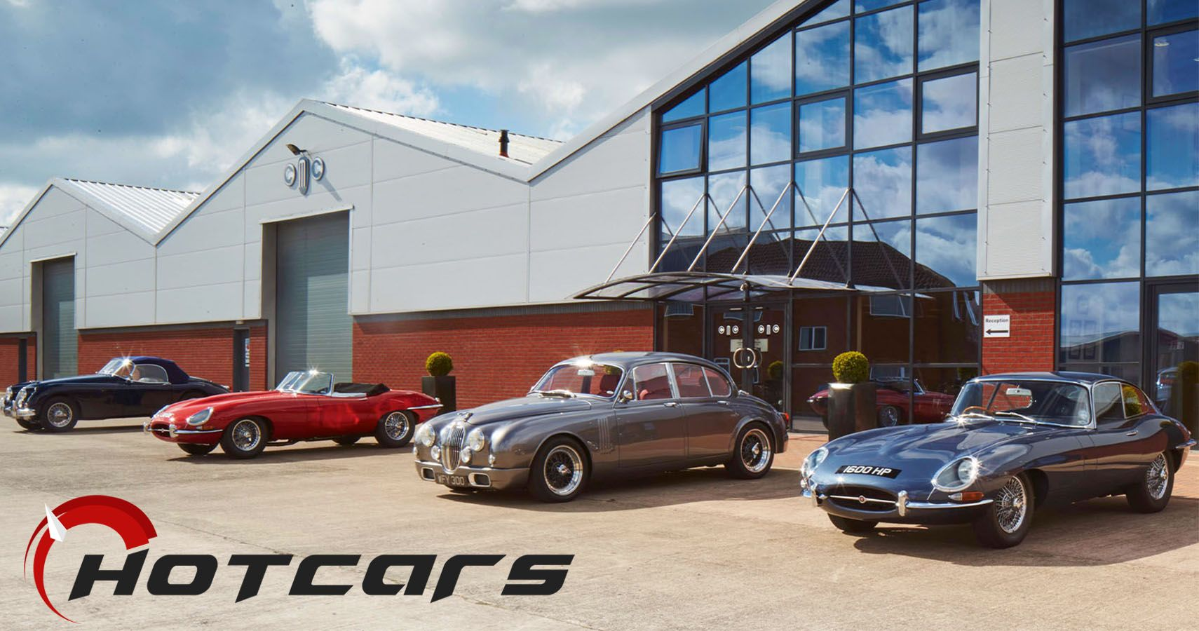 EXCLUSIVE: Celebrating 60 Years Of The E-Type Jaguar With Classic Motor Cars Ltd