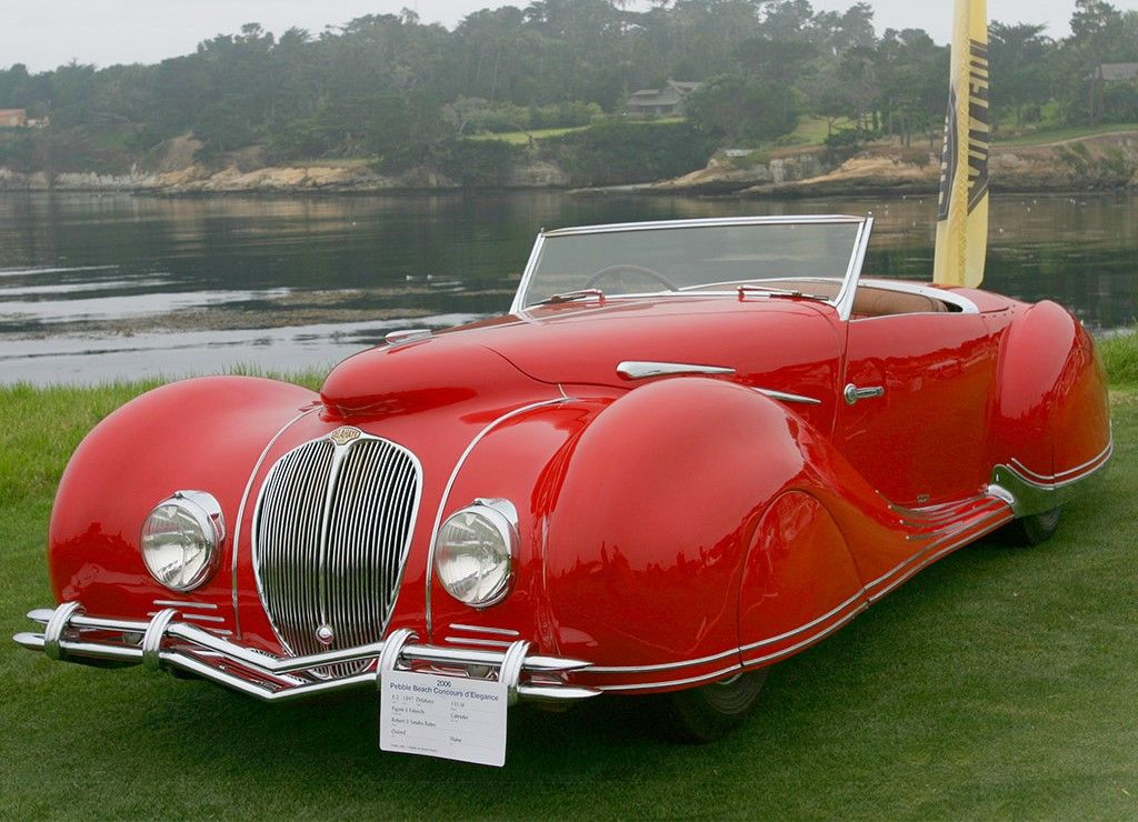 Here Are 10 Of The Best-Looking Cars From The 1940s | HotCars