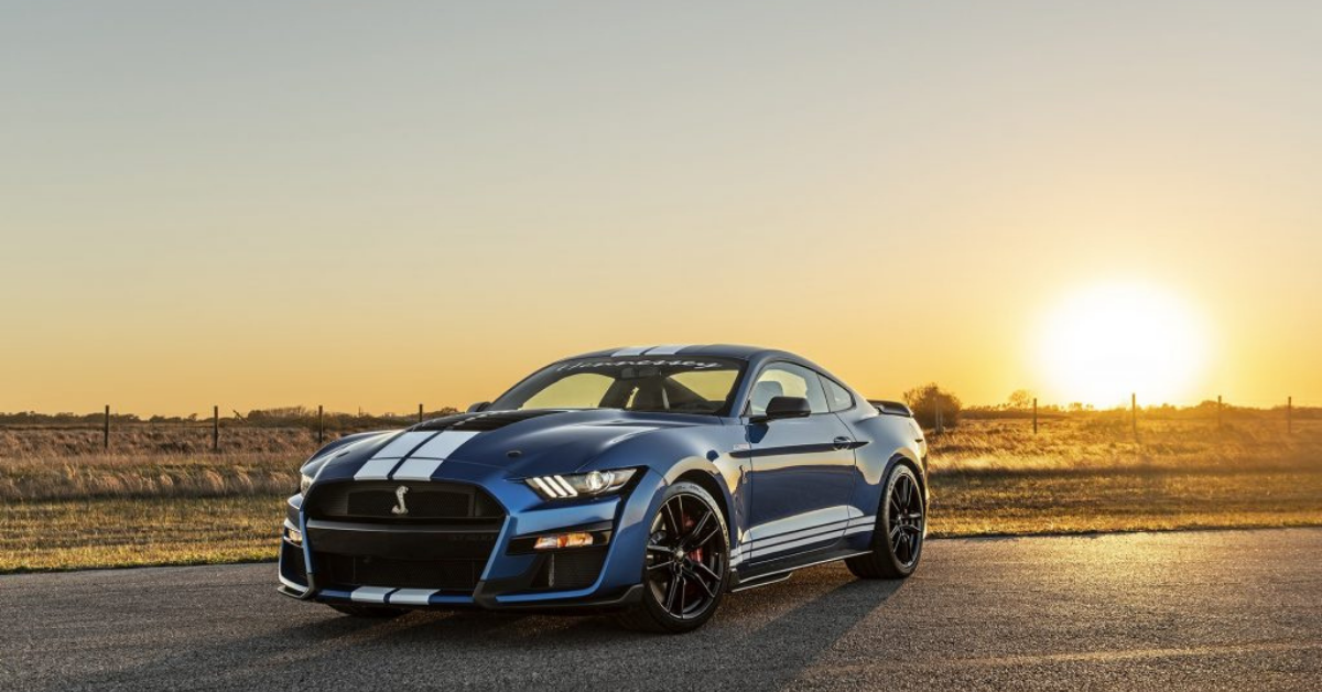 This Is The Best Modification For The Ford Mustang Shelby GT500