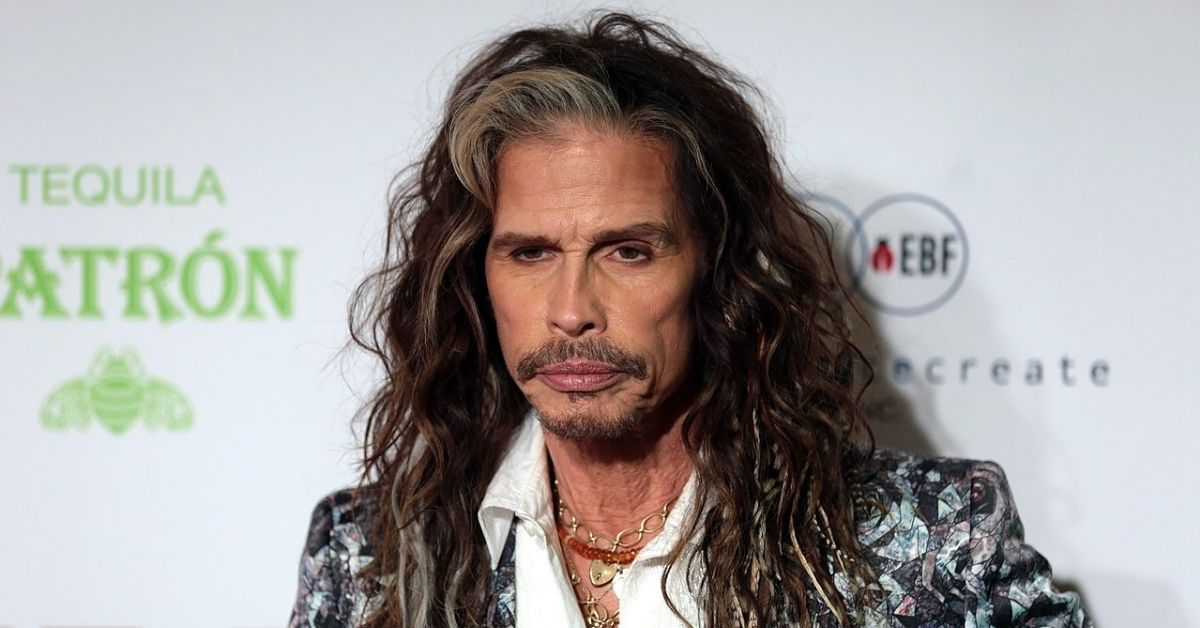 What Steven Tyler Drives Will Leave You Cryin' With Jealousy