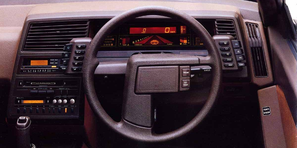 Automotive History's 10 Greatest Instrument Displays | HotCars