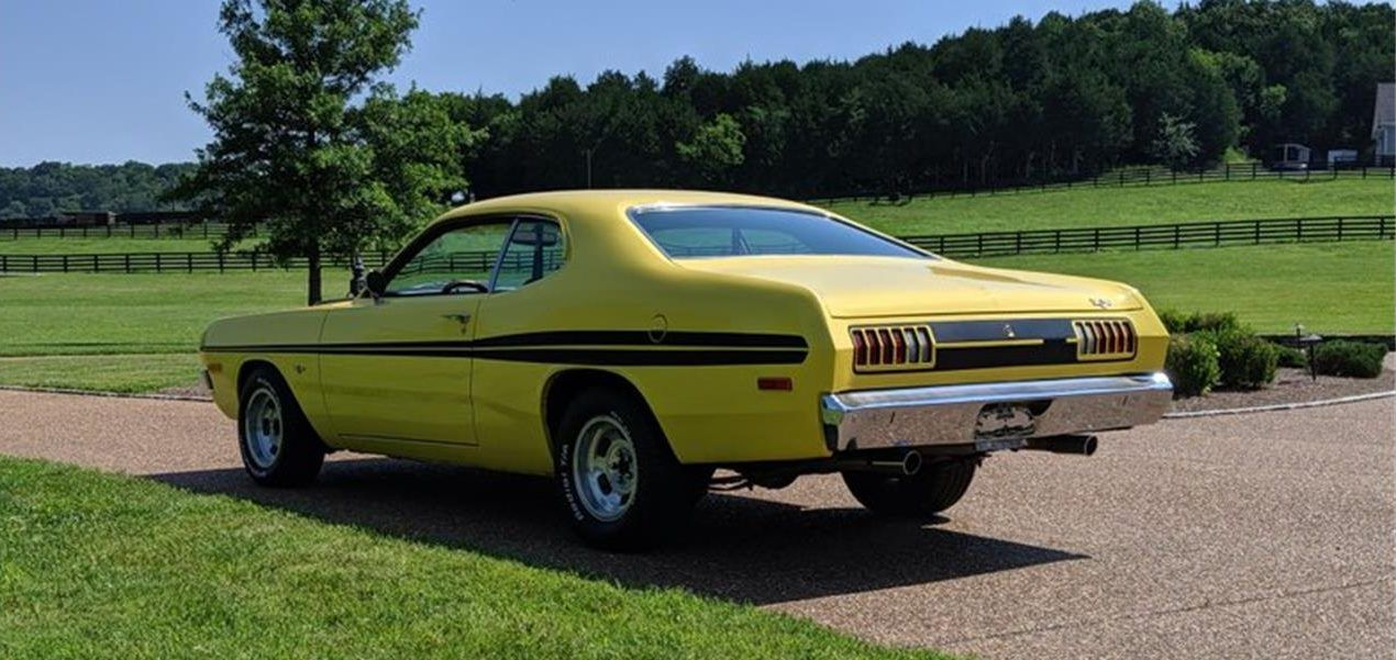 These Are The Sickest Dodge Muscle Cars Of All Time | HotCars