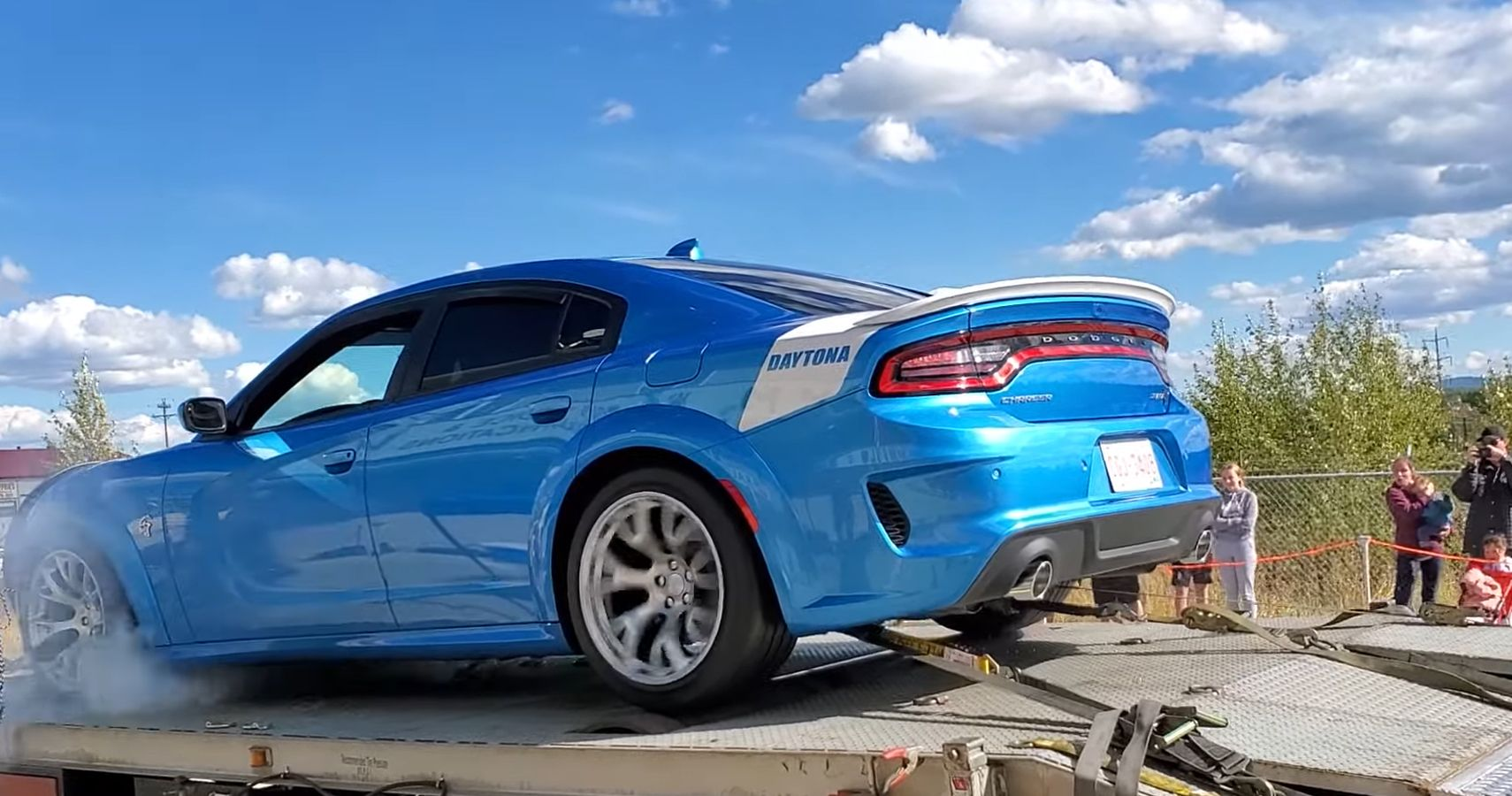 2020 Charger Hellcat's Big Moment To Shine Spoiled By Failed Transmission