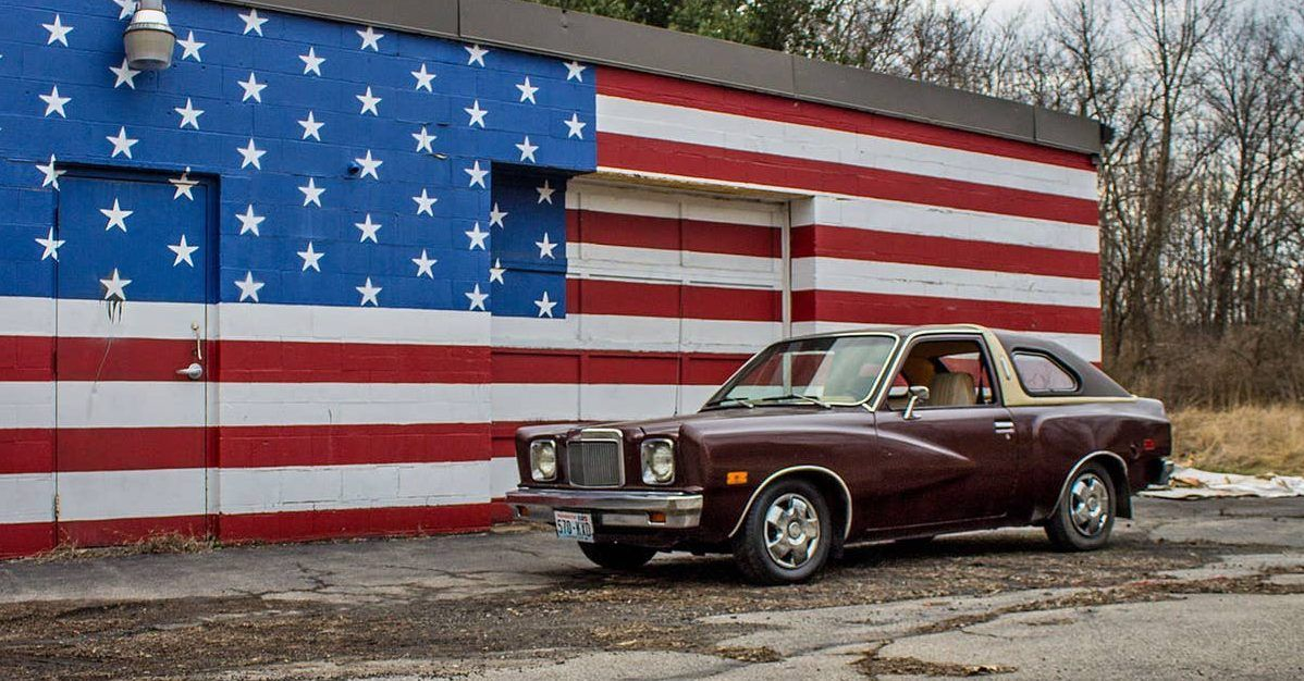 These Were The Ugliest American Cars Of The 1970s   HotCars