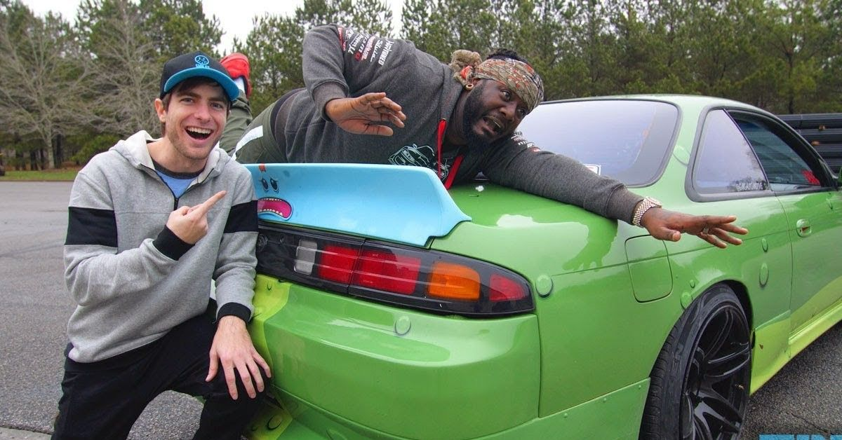 These Are The Sickest Rides That T-Pain Drives | HotCars