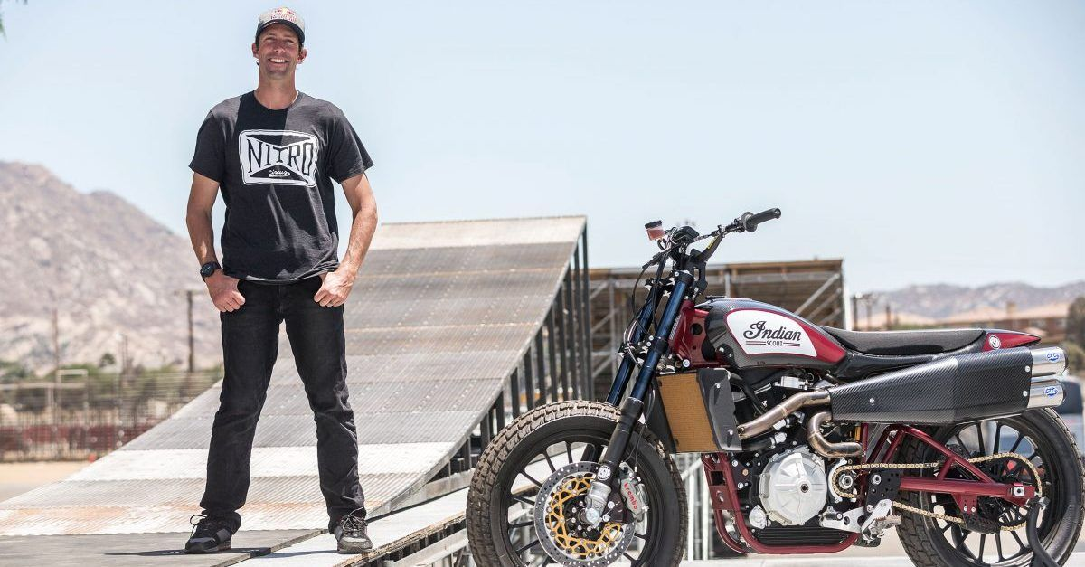 10 Fast Facts About Travis Pastrana | HotCars