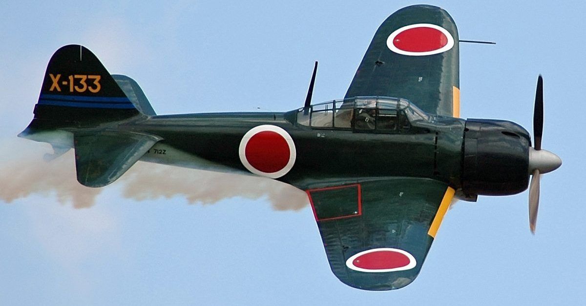 Kamikaze Legend: 10 Things Everyone Forgot About The Mitsubishi A6M Zero