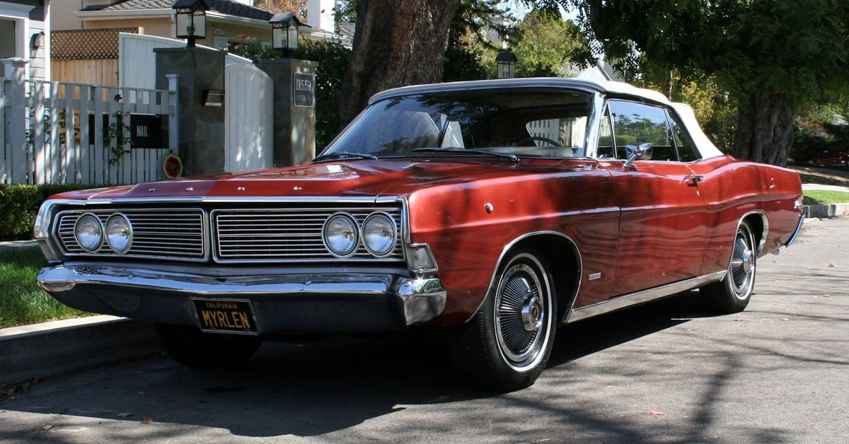 Cheap Muscle: 10 Brawniest Muscle Cars For Enthusiasts On A Budget