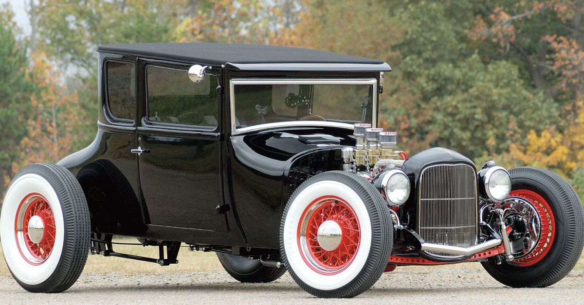 These Classics Make The Sickest Hot Rods   HotCars
