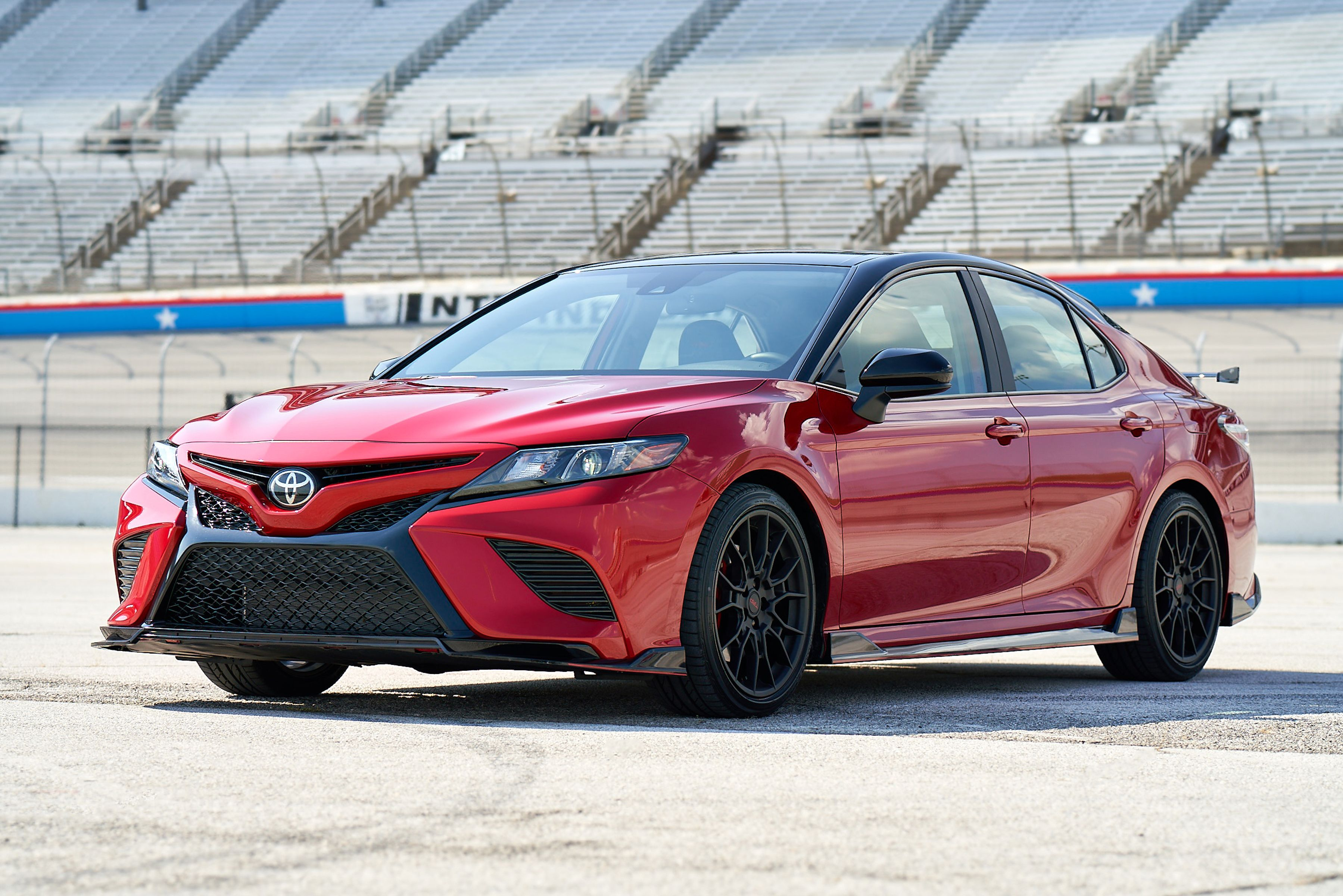 10 Reasons Why The Toyota Camry TRD Is An Awesome Sports Sedan