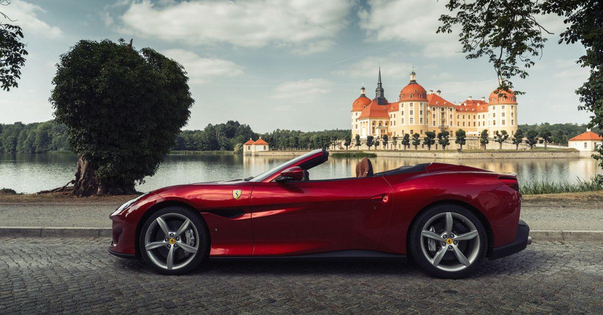 Here's What Makes The Ferrari Portofino An Award Winning Supercar