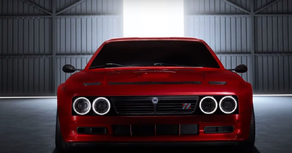 Here's How The Lancia 037 Compares With The Nissan GT-R | HotCars