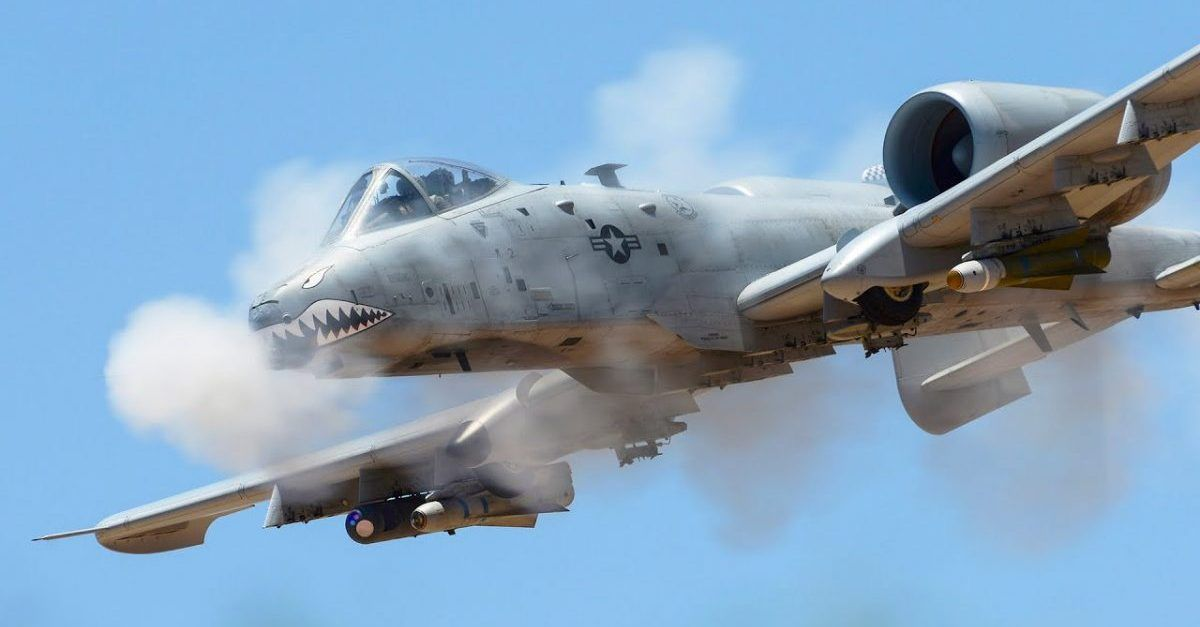 This Is Why the A-10 Warthog Is One Of The Scariest Military Planes