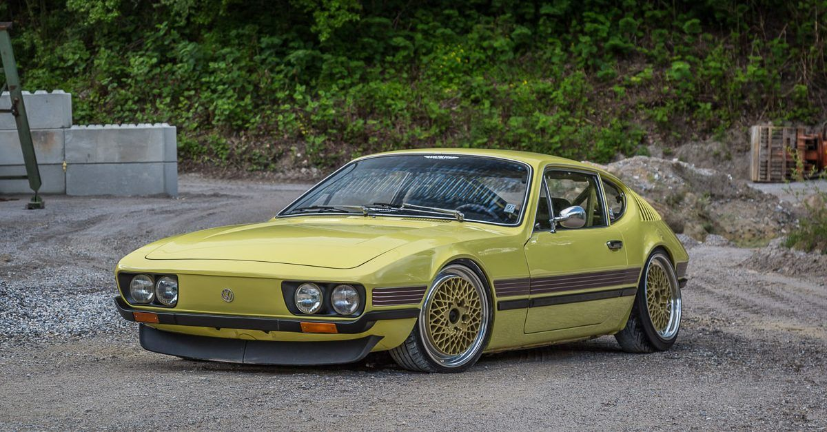 10 Things You Didn't Know About The VW SP2   HotCars