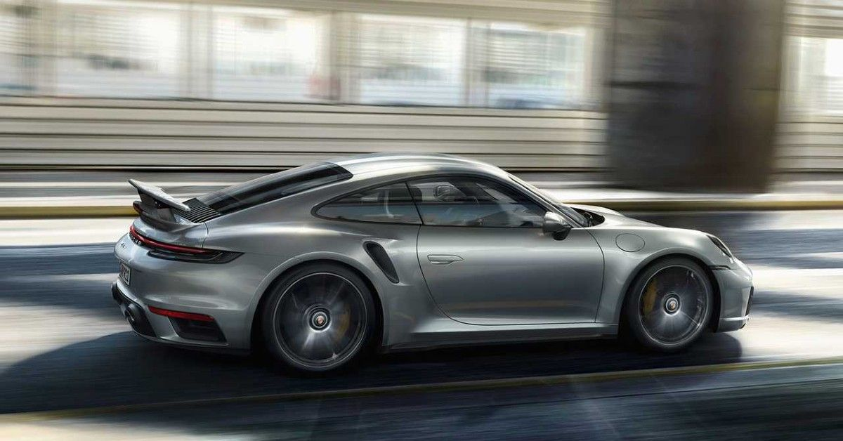 Here's Everything We Know About The 2023 Porsche 911 Hybrid So Far