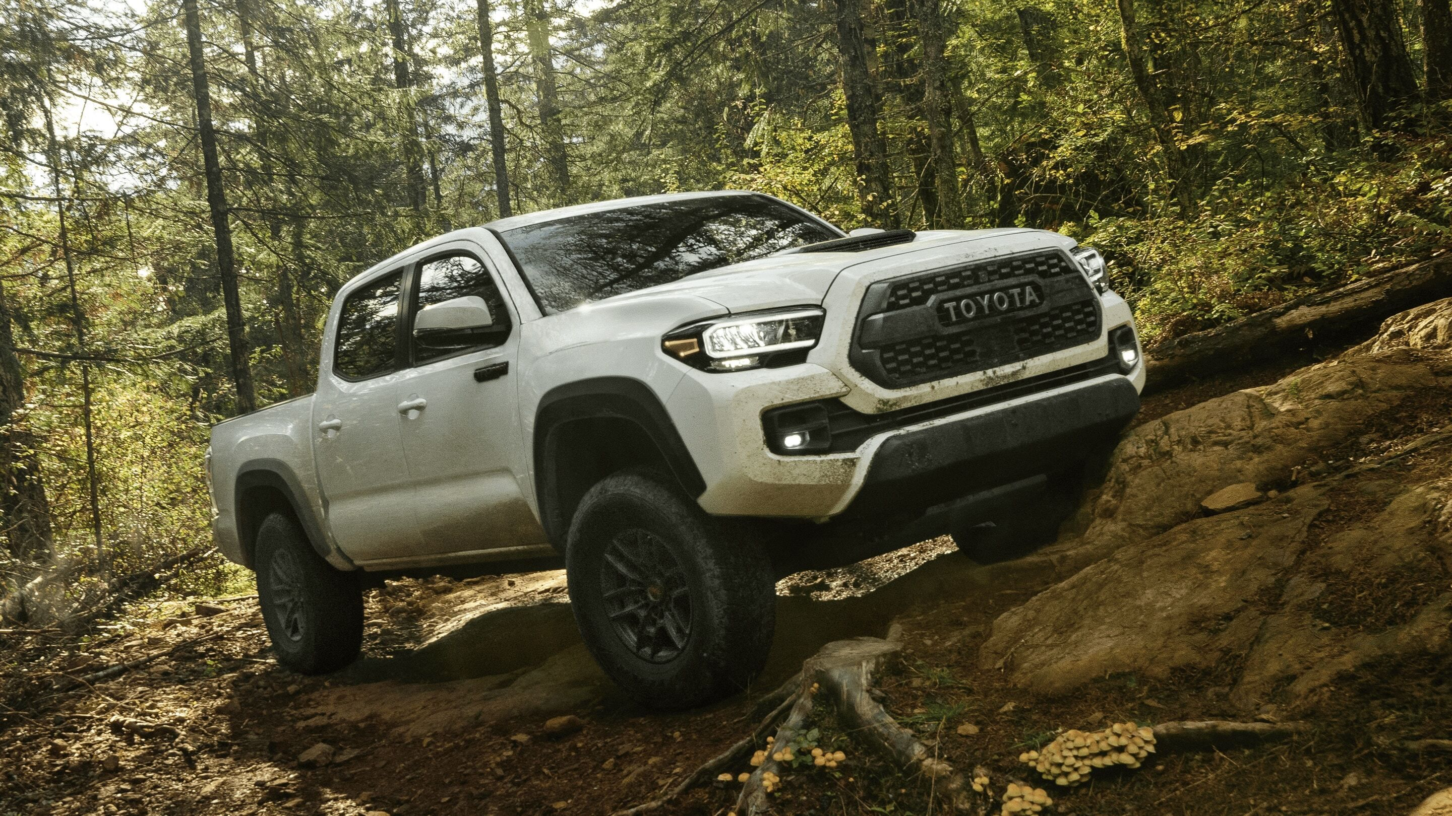 These Are The 10 Coolest Features On The 2021 Toyota Tacoma