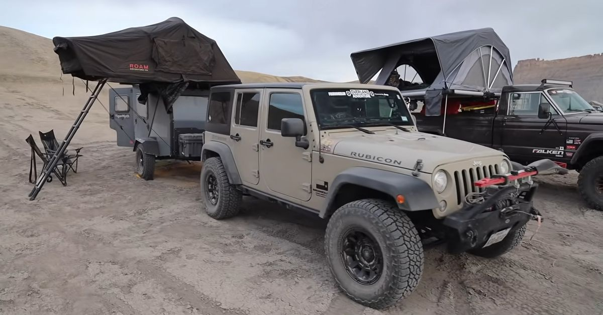 Here's What You'll Need For A Successful Overlanding Adventure