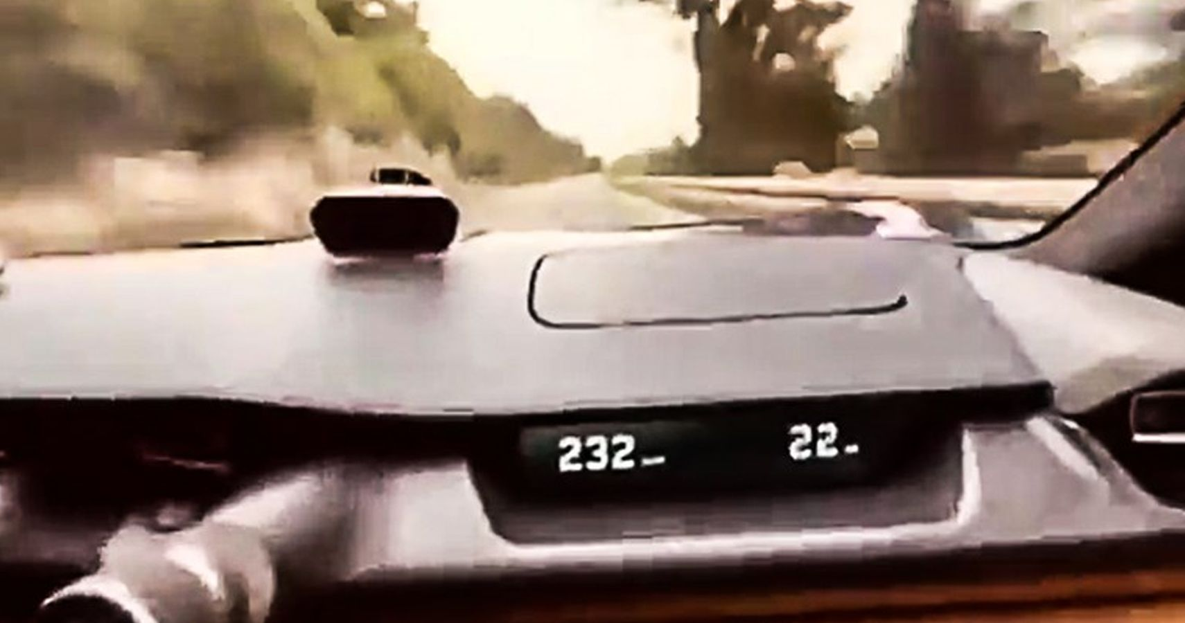 A Rimac Nevera Tester Hits 144 Mph On A Public Road And Surrenders To The Police
