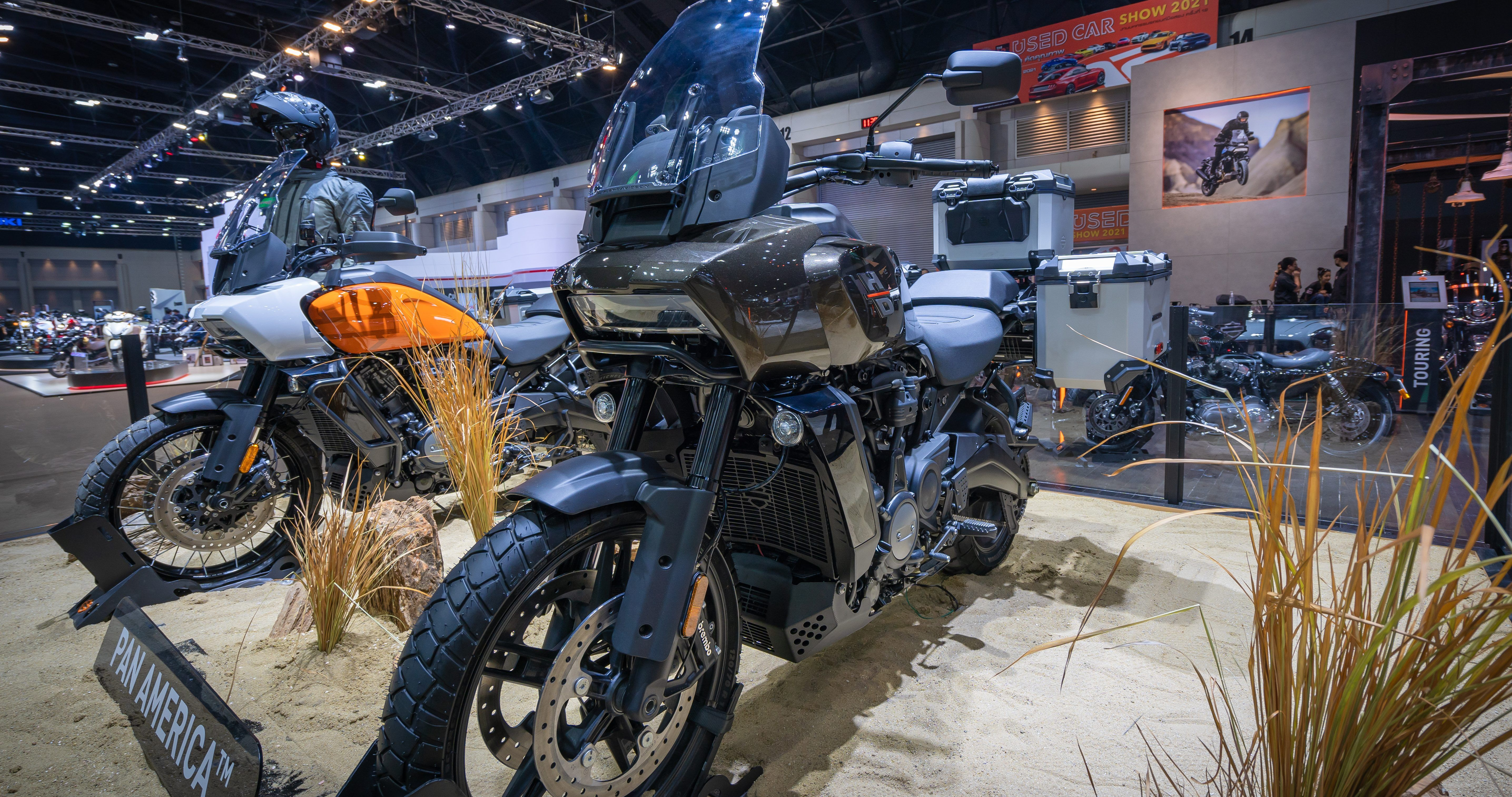 Here's Why You Should Buy The Harley-Davidson Pan America